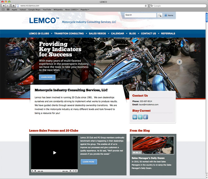 LEMCO Home Page